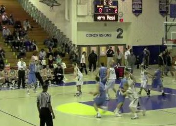 2010 Northern Region Tournament contest at Robinson.