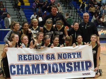 Langley region champs