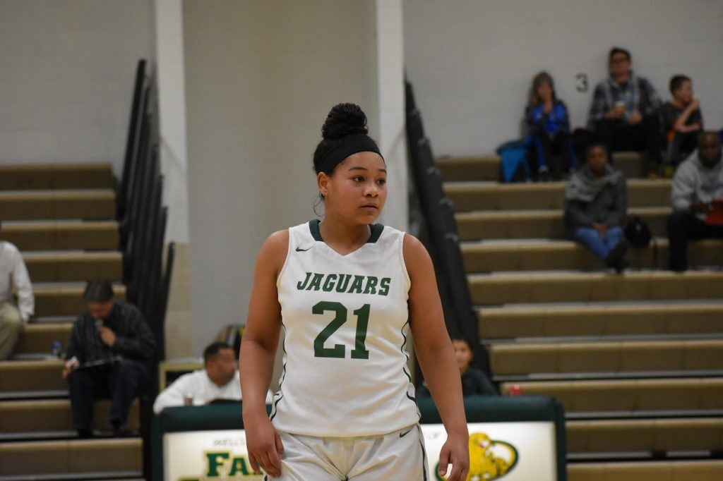 Falls Church's Sierra Kennard is a dangerous shooter and underrated talent.