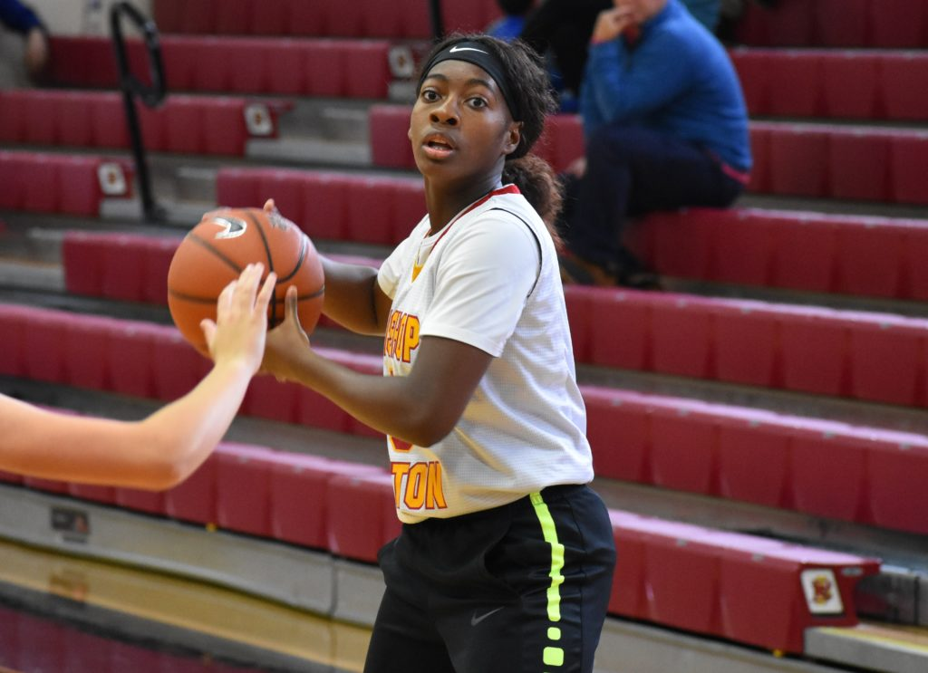 We haven't even mentioned talent like forward Kylah Franklin...Ireton is deep.