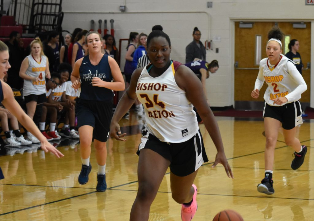 BC-signee Akunna Konkwo returns to lead Ireton's quest for success.