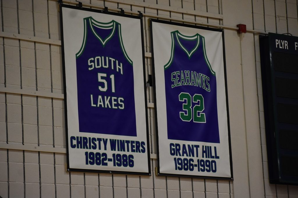 Two pretty remarkable people/players retired at South Lakes.