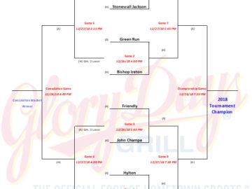 Glory Days Tournament, at Lake Braddock.