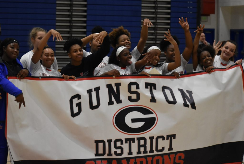 Gunston District champs