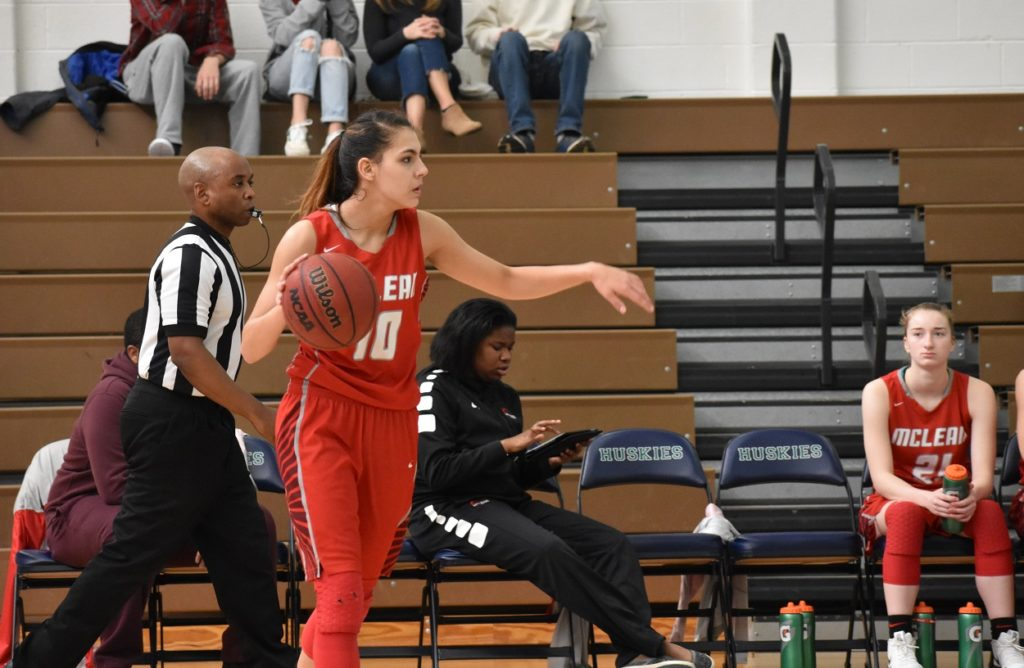 Talented Highlander point guard Mariane Auza heads to