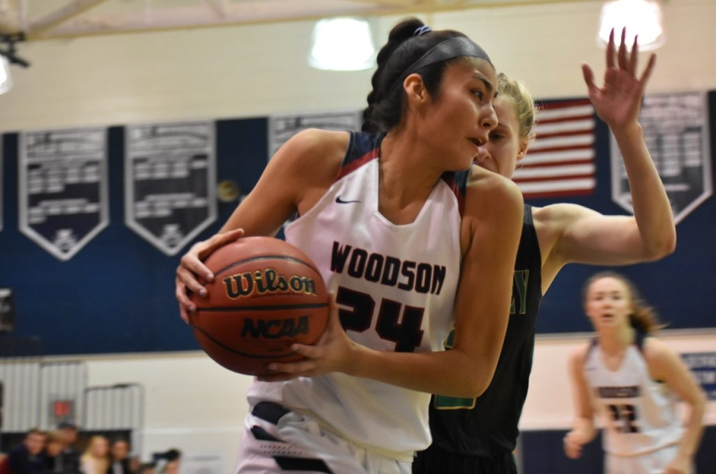 Talented guard Natasha Pacheco recently committed to