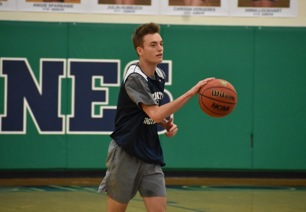 Loudoun County's Matt Anderson is one of the area's best players.