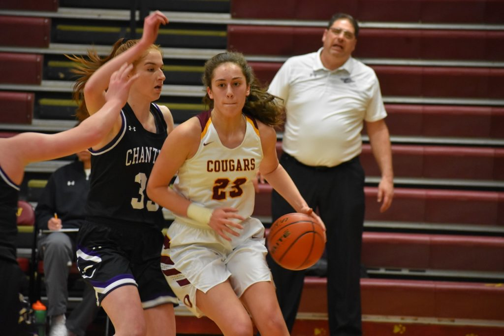 Hannah Kaloi is versatile and smart, with an inside and outside game.