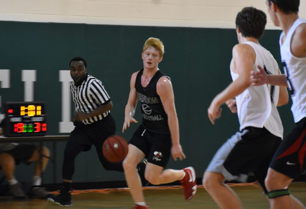 Herndon's Lysander Rehnstrom will do a lot of damge this year.