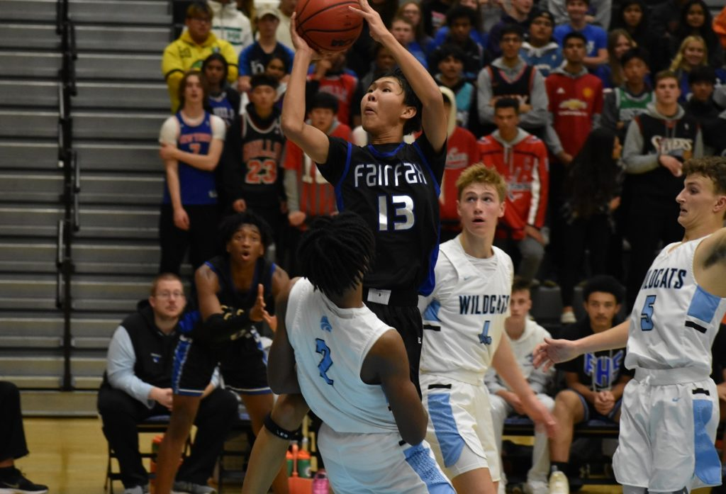 Margad's fearlessness earned him a spot in Fairfax's veteran rotation in 2019-2020.