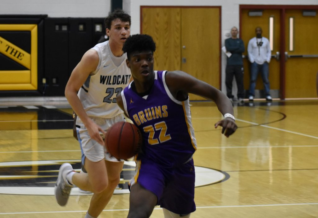 Lake Braddock's David Solomon took another step forward for his team in 2019-2020.