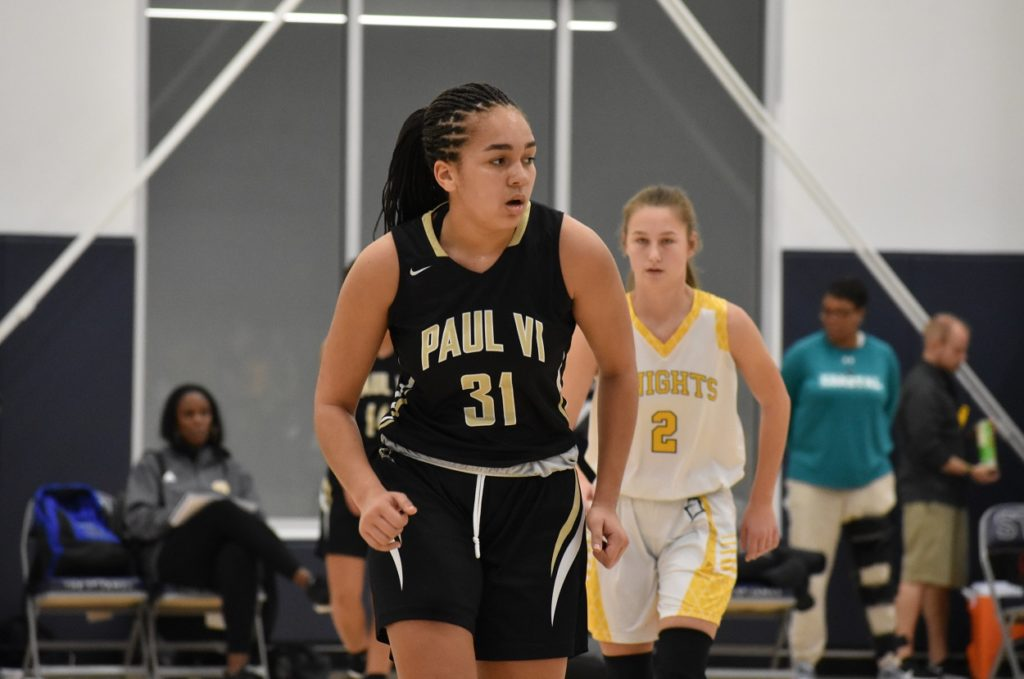 Paul VI's Fiona Hastick has already made a big impact, but her best days are still to come.