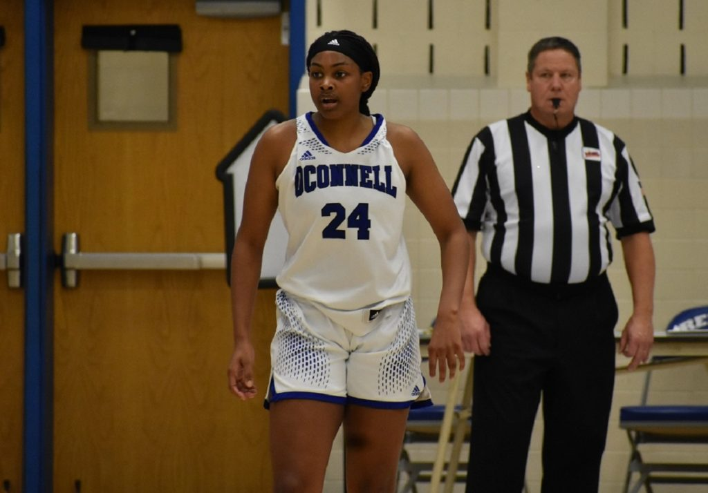 O'Connell's Ajia James went from very good to dominant in her final HS year.