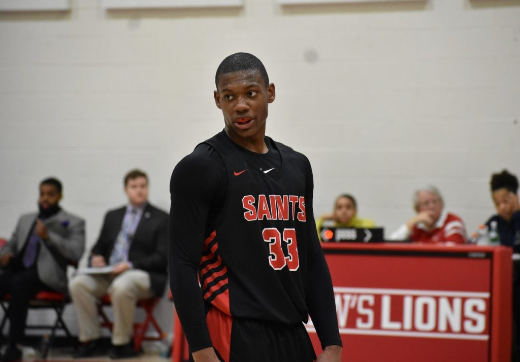 The talented Saints guard Xavier Lipscomb will play for Radford next year.