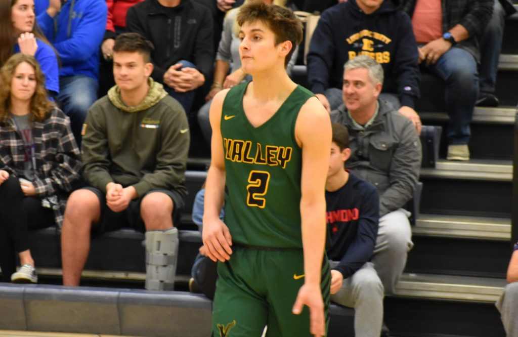Loudoun Valley floor general Trent Dawson is headed to Roanoke to play his college ball.