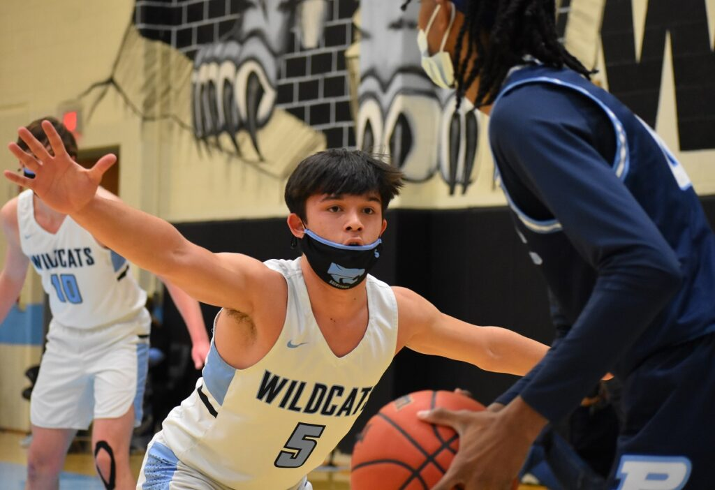 In crunch time, senior Reece Schirmer and the Centreville defense delivered.